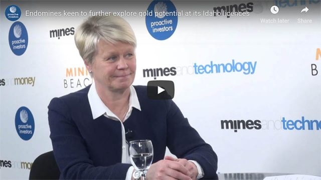 Interview with CEO Saila Miettinen-Lähde at Mines and Money Conference